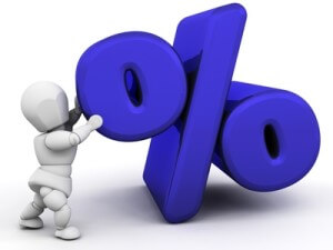Zinsen im Kreditrechner