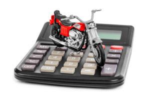 Motorrad Finanzierung berechnen
